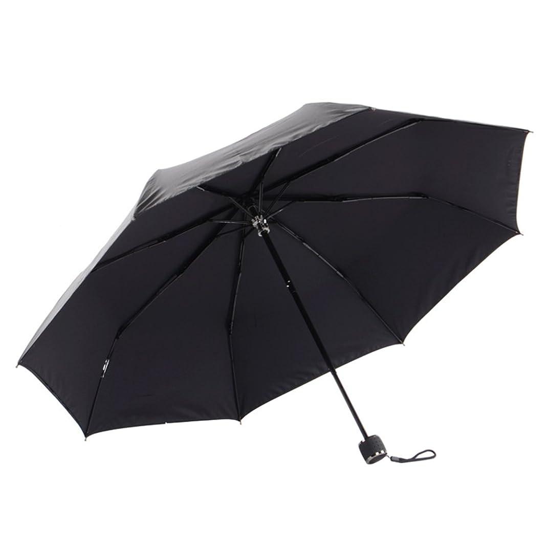 傘ビニール日焼け止め抗UV折りたたみパラソル傘日傘UPF50 + ズトイビー (Color : #4)