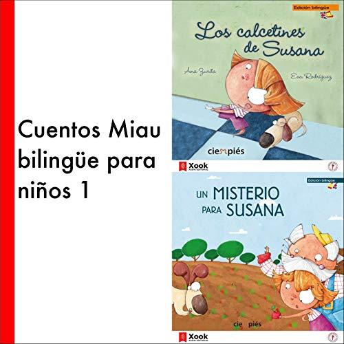 Cuentos Miau Bilingüe para Niños 1  By  cover art
