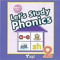 発音から文字へ Let's Study Phonics 2 CD