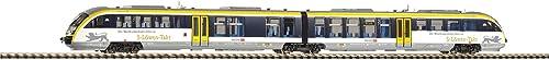 ordenar ahora Piko 52088desiro 642Db Regio West Franke Vi de ferrocarril, riel riel riel Vehículo  nueva gama alta exclusiva