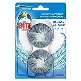 WC Ente Bluebloc Intank Tabs für Wasserkästen, WC Reiniger, Reinigungstabletten für Frische und Sauberkeit, 1er Pack, 100g