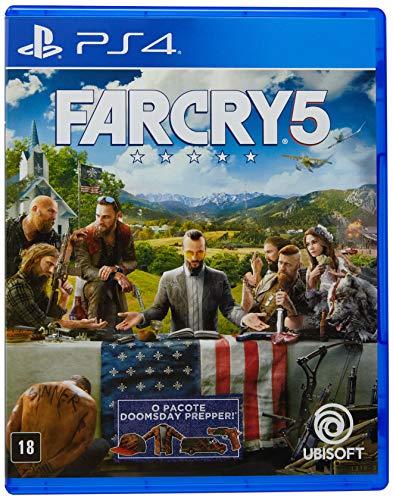 Far Cry 5 - Edição Limitada - PlayStation 4