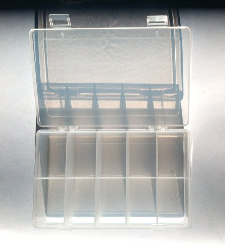Teton Falls Ruger BX-1 Magazine Plastic Case for 10 10/22 BX1 - Fits Takedown Bag - Holds 700 22LR