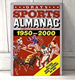 Nonbrand Funny Fantastic Back to The Future Sports Almanac Movie Vintage Metal Pin Up Metal Wall Door Plaque,Vintage Home Office Garage Bar Pub Shop Man Cave 8x12 inches