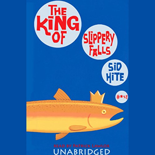 The King of Slippery Falls audiobook cover art