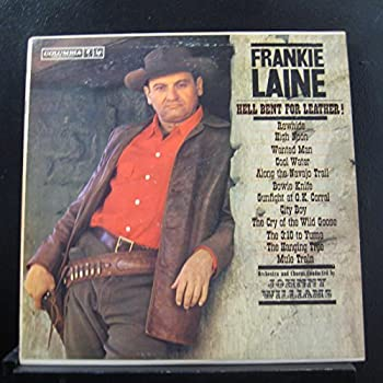 Frankie Laine - Hell Bent For Leather! - Lp Vinyl Record