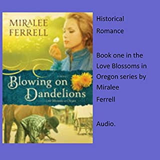 Blowing on Dandelions audiobook cover art
