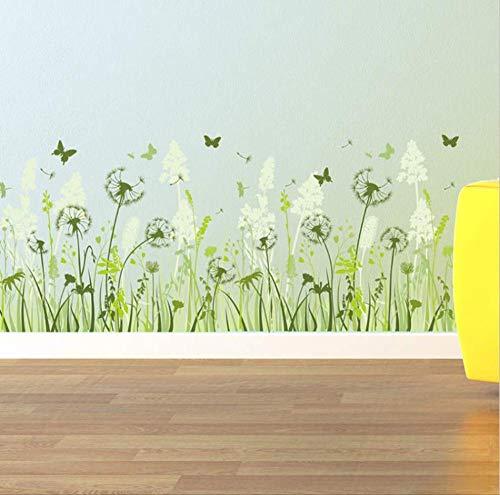 3D-effect wandtattoo groen patroon / stickers / doorbreken / zelfklevende muurschildering / muurstickers / steen / muurdoorbraak / muurstickers / tattoo