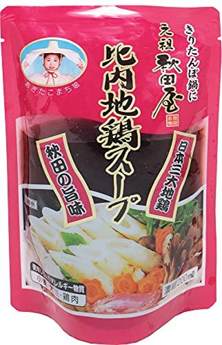 元祖秋田屋 比内地鶏スープ(濃縮) 200ml