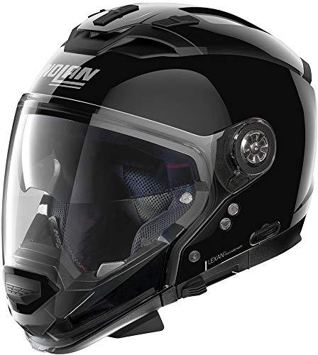Nolan N70-2 GT Classic N-Com Glossy Black M