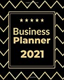 Best Business Planners - Business Planner 2021: Monthly-Weekly Planner & Organizer Review
