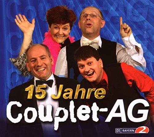 15 Jahre Couplet-Ag-Jubilaeu