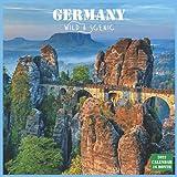Germany Wild & Scenic Calendar 2022: Official Germany Calendar 2022, 16 Month Calendar 2022