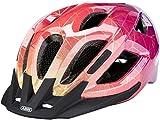 ABUS Unisex-Erwachsene ADURO 2.0 Road Helm, Gold Prism, S