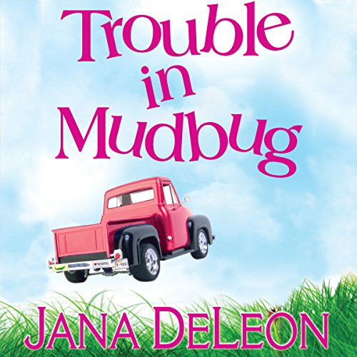 Trouble in Mudbug audiobook cover art