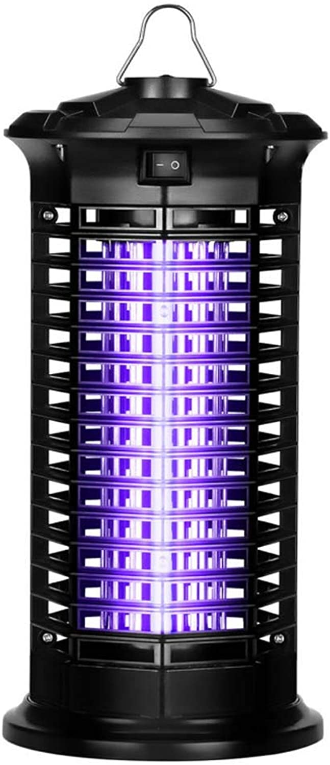 Electronic Mosquito Killer Lamp  Bug Zapper with UV Light Trap, Indoor Outdoor Mosquito Fly Insect Catcher Killer, Pest Control Predects Up to 1.5 Acre for Trap Electronic