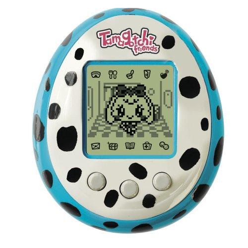 Bandai 37486 - Tamagotchi Digital Friend, Colore: Blu con Macchie da Dalmata