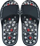 Health King Massage Accupressure Foot Slipper Small Size Fits Men (4-6)/women (5-7)