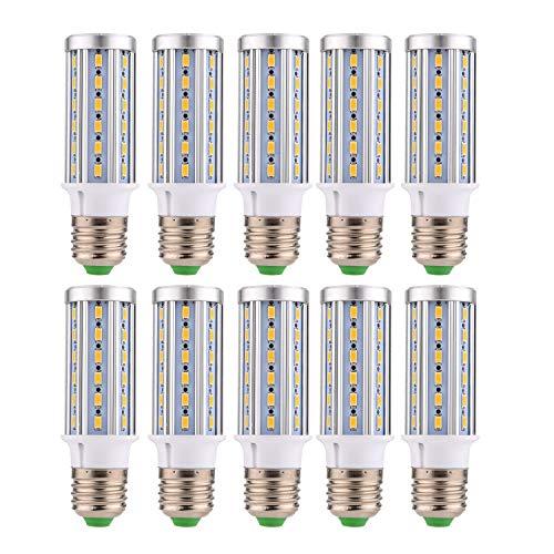 8 W LED-lampen gloeilampen, komt overeen met 70W gloeilampen, E27/E26, 700Lm, E27/E26, daglicht niet dimbaar voor buitenverlichting