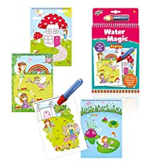 Galt Toys, Water Magic - Fairies, Colouring Book for Children, Ages 3 Years Plus #1
