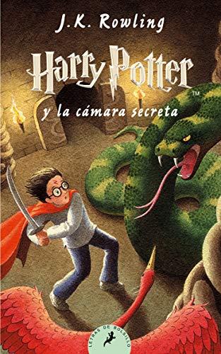 Harry Potter y la cámara secreta [Lingua spagnola]: Harry Potter y la camara secreta - Paperback