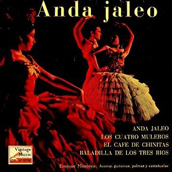 "Vintage Flamenco Rumba Nº 8 - EPs Collectors ""Anda Jaleo"", García Lorca ""Flamenco"" (Gipsy)"