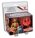 Asmodee- Star Wars Assalto Imperiale espansione R2 D2 e C 3Po Gioco da Tavolo con splendide...