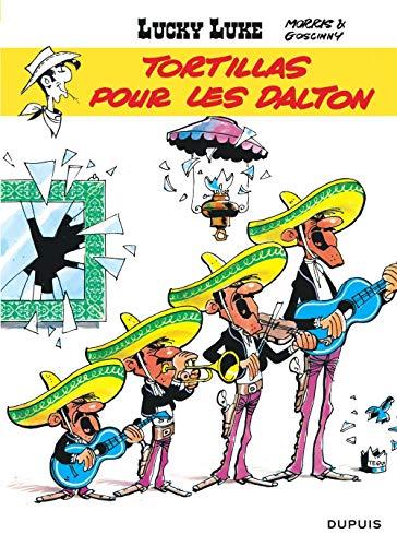 Lucky Luke, tome 31 : Tortillas pour les Dalton