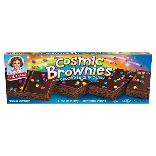 Little Debbie COSMIC Brownies, 13.1 Oz