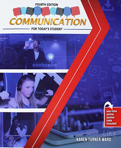 Download Communication for Today's Student 1524950742