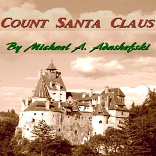 Count Santa Claus audiobook cover art