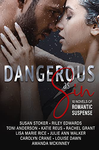 Dangerous as Sin: Ten Addictive Romantic Thrillers & Mysteries (English Edition)