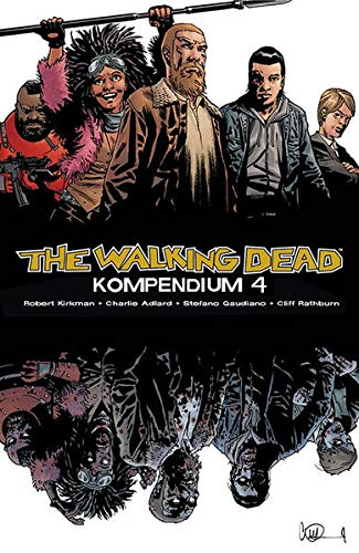 The Walking Dead - Kompendium 4