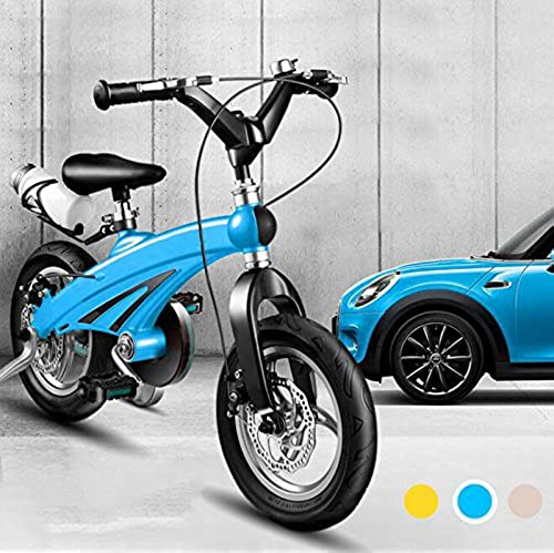 El nuevo outlet de marcas online. Bike Bicicleta para Niños 3-6-9 años de Edad, hombres y y y mujeres Estudiantes Niño Baby Carriage Baby 14 16 Pulgadas de Freno de Disco Ultra-Ligero One Wheel Disc Shock  Centro comercial profesional integrado en línea.