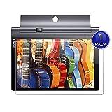 X-Dision HD Protector de Pantalla Compatible con Lenovo Yoga Tab 3 Pro, 0.26mm HD Proteger la Película, 9H Vidrio Templado Protectora, Anti-Scratch, más Protección y Fácil Instalación