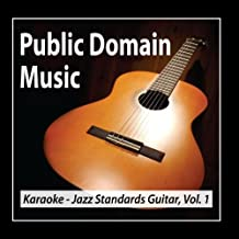 Jazz Standards Guitar Karaoke, Vol.1