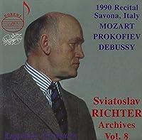 Sviatoslav Richter Archives Volume 8 (2006-04-10)