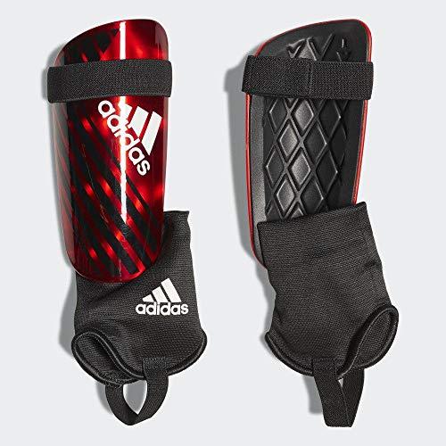 adidas Unisex– Erwachsene X Reflex Schienbeinschoner, Active Red/Black/Off White, L