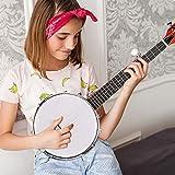 Immagine 1 vangoa mini banjo 5 corde