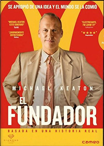 The Founder (EL FUNDADOR - DVD -, Spanien Import, siehe Details für Sprachen)