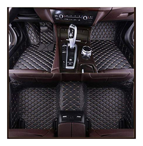 Automotive Floor Liners Car Floor Mats Waterproof Anti-Skid Carpet Rug For Volkswagen Vw Passat Polo Golf Tiguan Jetta Touran Touareg Bora Sagitar Magotan Teramont Custom Styling 3D Easy To Clean 8.30