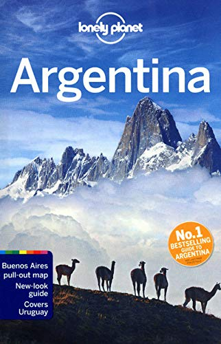 Lonely Planet Argentina [Lingua Inglese]