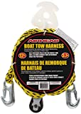 Airhead Watersports Self Centering Tow Harness   2 Rider - 12 Feet