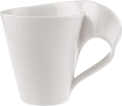 【正規輸入品】 Villeroy & Boch(ビレロイ&ボッホ) マグカップ ニューウェイブ ホワイト 300ml 電子レンジ 食洗機対応 1024849651