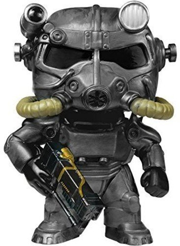 Funko 018107 Pop Games : Fallout Brotherhood of Steel 49 Vinyl Figure