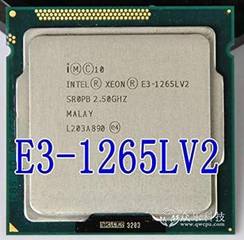 Intel Xeon E3-1265L V2 e3 1265l v2 E3 1265L V2 E3-1265LV2 Quad Core 2.50GHz 5 GT/s SR0PB LGA1155 CPU in Stock