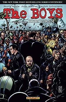 The Boys Vol. 5: Herogasm (Garth Ennis' The Boys) by [Garth Ennis, John McCrea]