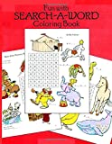FUN with SEARCH WORD Coloring Book: First Kids Word Search Puzzle and coloring Book ages 4-6 & 6-8. Word for Word Wonder Words Activity for Children 4, 5, 6, 7 and 8 (Fun Learning Activities for Kids)