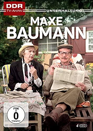 Maxe Baumann [4 DVDs]