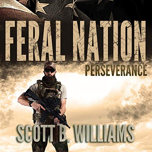 『Feral Nation - Perseverance』のカバーアート